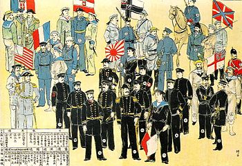 明治時代の兵制・軍制~理念は「国民皆兵」?~