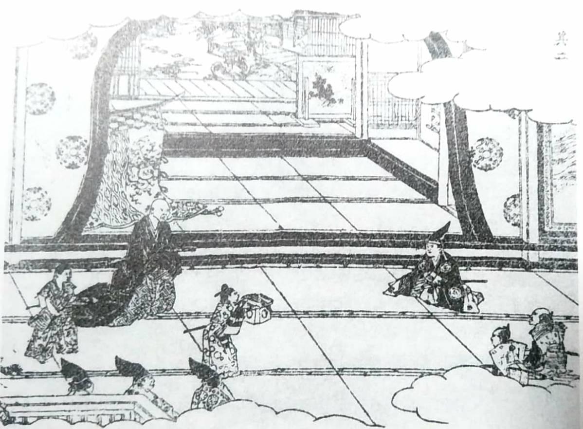 聖徳寺の会見(織田信長と斎藤道三の同盟確固に)