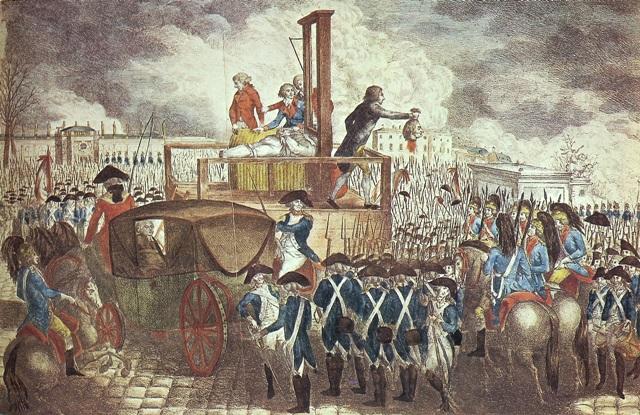 フランス革命⑦国民公会とルイ16世の処刑と第1回対仏大同盟