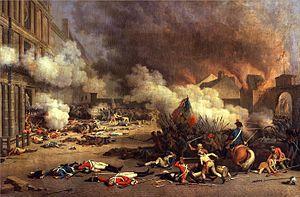 フランス革命⑥~オーストリアへの宣戦と八月十日事件~