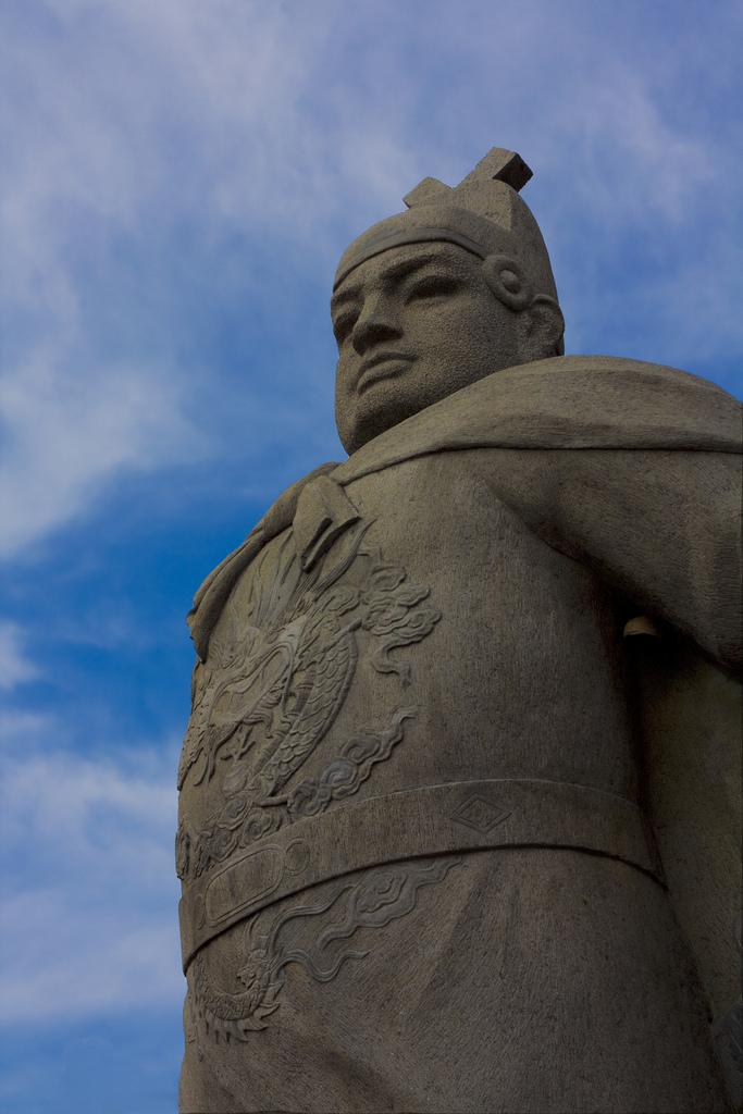 永楽帝の治世と明の隆盛と南海諸国遠征