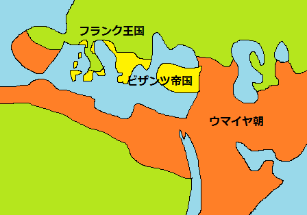 イスラーム世界の成立