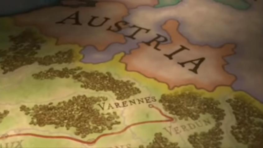 フランス革命④ヴァレンヌ逃亡事件の理由とピルニッツ宣言
