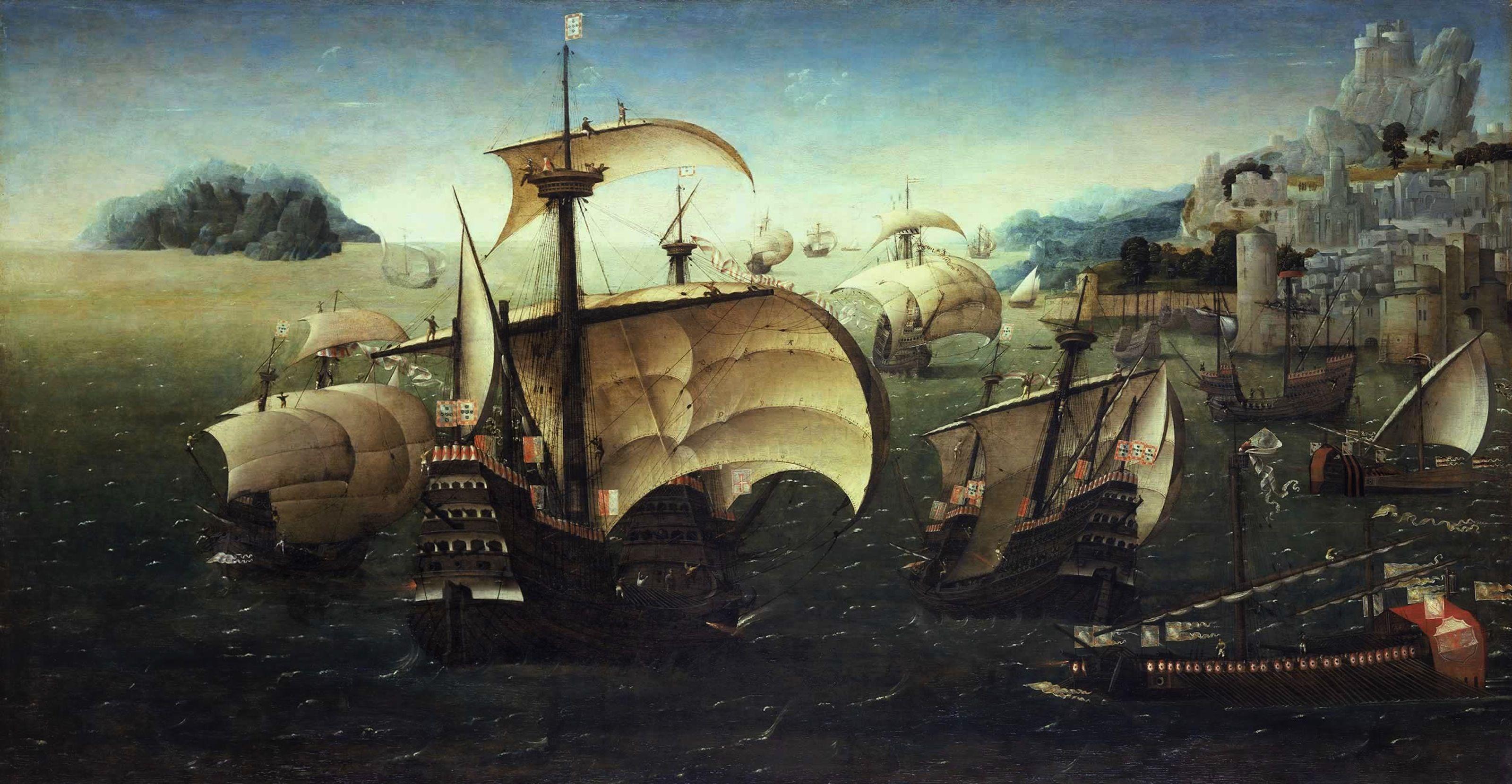 大航海時代の背景