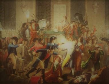 フランス革命⑨テルミドールのクーデタと総裁政府