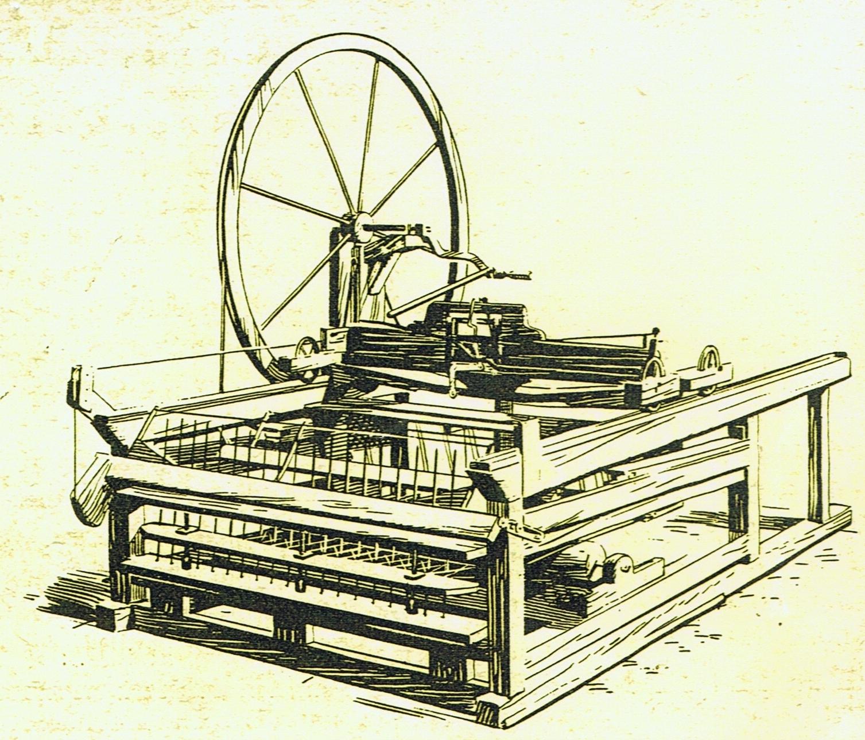 機械化と工場制度