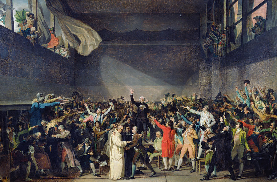 フランス革命とその原因と背景