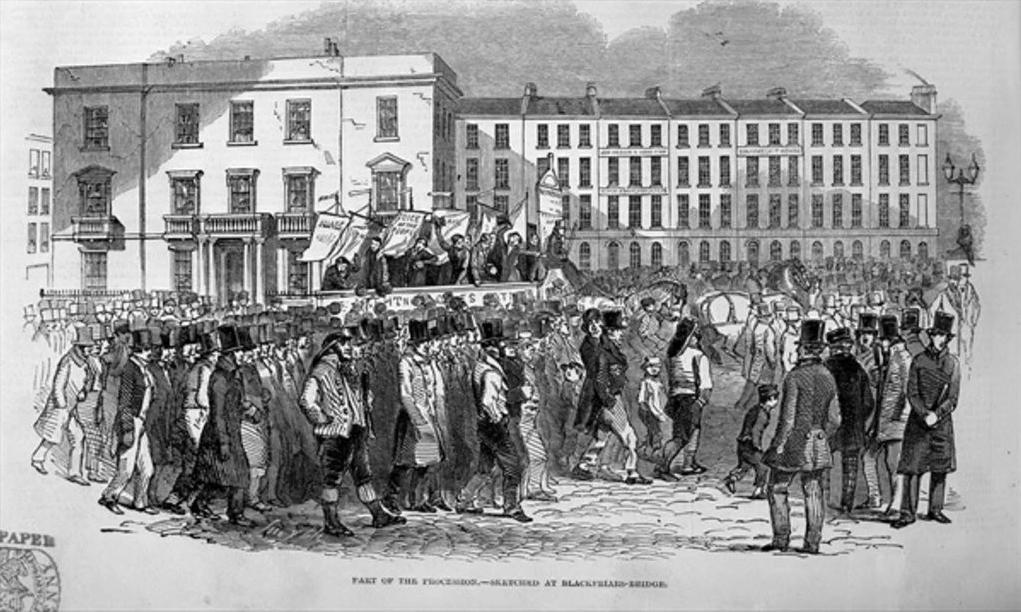 19世紀のイギリスの諸改革~チャーティスト運動など~